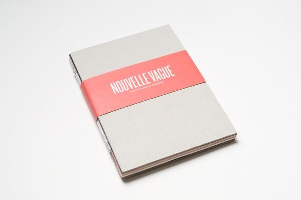 Nouvelle Vague by Eurico Sá Fernandes, via Behance