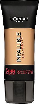 L'Oréal Infallible Pro-Matte 24HR Foundation Shell Beige Ulta.com - Cosmetics, Fragrance, Salon and Beauty Gifts