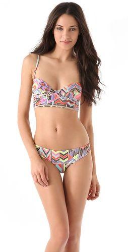 Mara Hoffman Underwire Cami Bikini