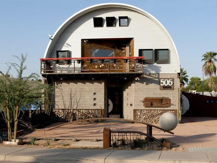 535 best Modern Quonset Hut Homes images on Pinterest | Quonset hut Quansethut Metal House Designs on