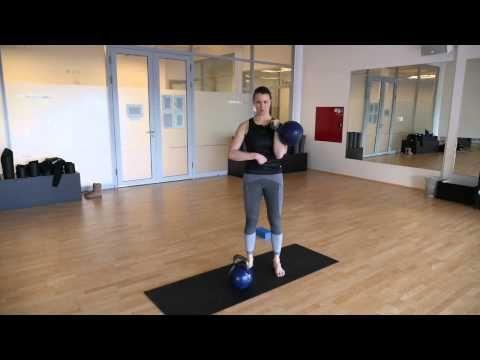 20 min no matter what - snatch/squat, Anna Bogdanova - YouTube