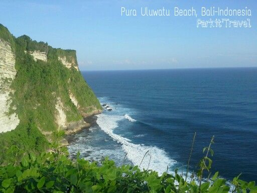 Pura Uluwatu. You can see a lot of monkeys live here, and watch Kecak dance performance in the evening.