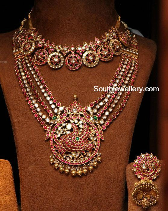 189 best muthina hara images on Pinterest Indian jewelry