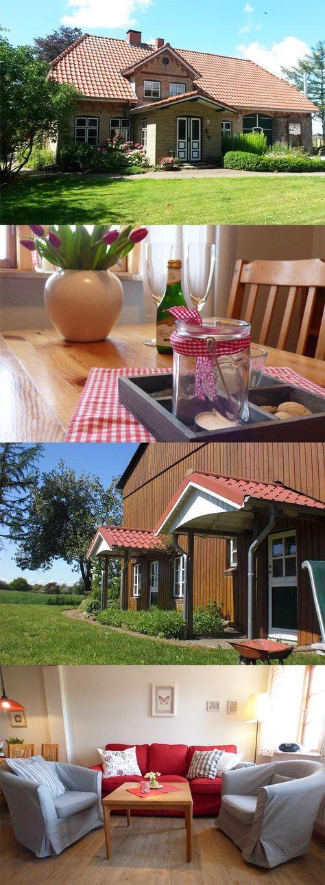 Ferienhof in idyllischer Lage auf der schönen Halbinsel Schwansen an der Ostsee.