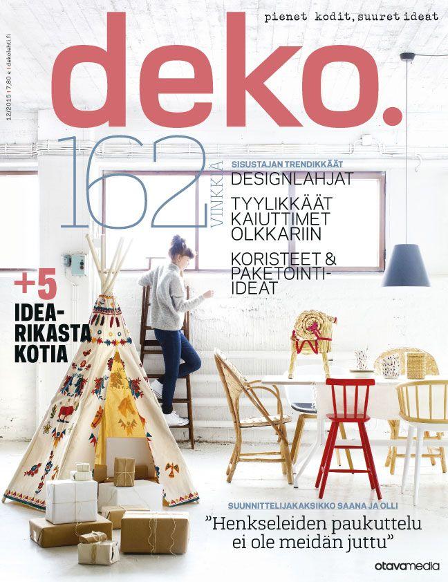 46 best magazine covers images on pinterest magazine for Deko magazin