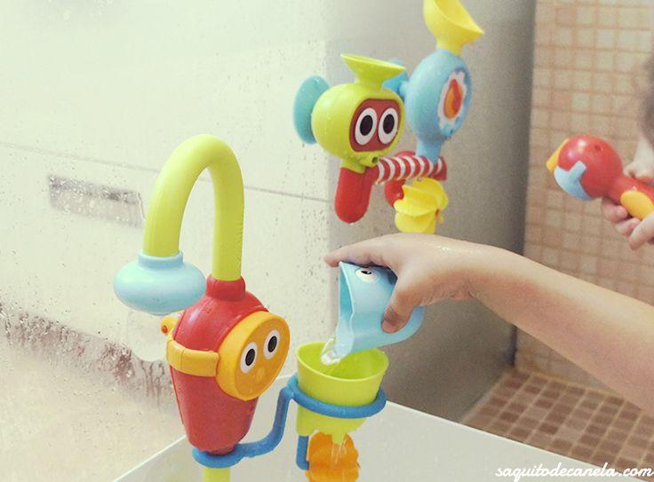 M s de 25 ideas incre bles sobre juguetes para ba o en - Juguetes bano bebe ...