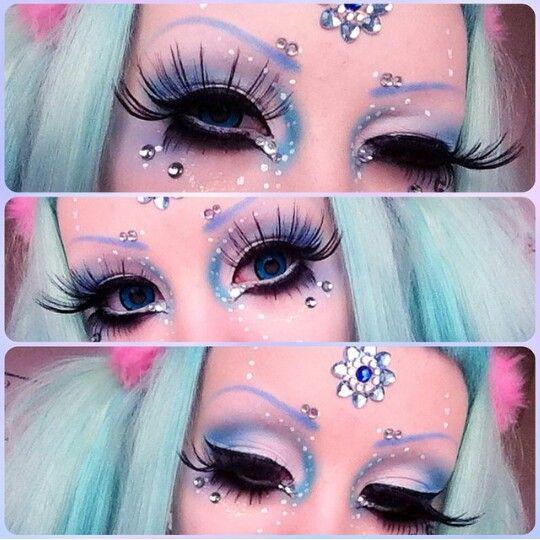 Eye make up by mashyumaro