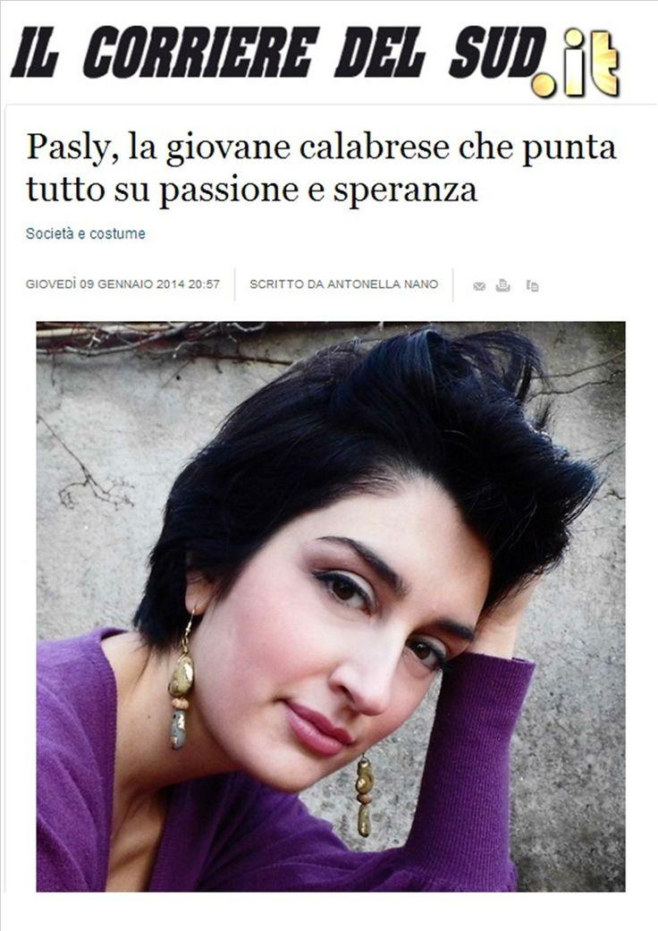 la mia intervista!!!  http://www.corrieredelsud.it/nsite/societa-e-costume.html