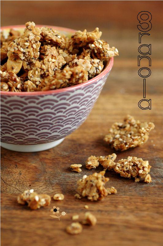 Granola avoine, blé, orge, sésame & graines de chia_3