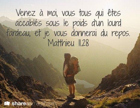 Mathieu 11:28