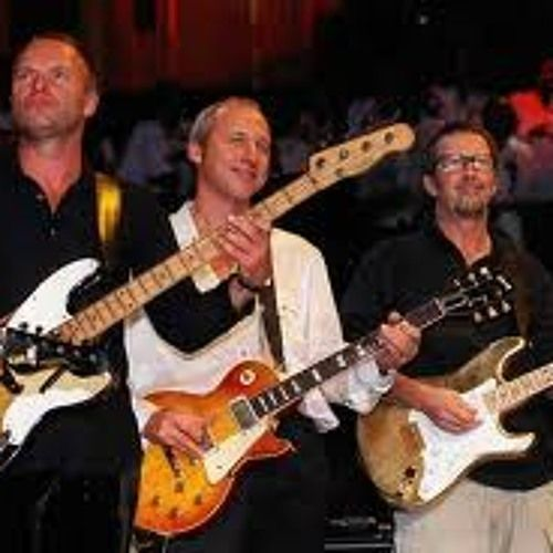Legendary band plays - Money For Nothing - Mark Knopfler, Eric Clapton, Sting & Phil Collins by Progressive Rock on SoundCloud