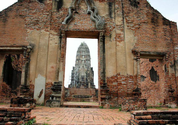 Ayutthaya : Wat Ratchaburana
