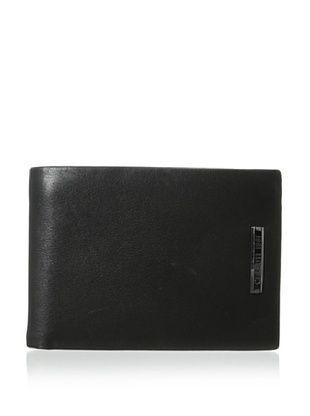 50% OFF Cerruti 1881 Men's Santa Monica Wallet (Nero)