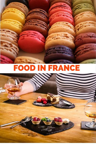 Exploring Food and Wine in France, through different regions!