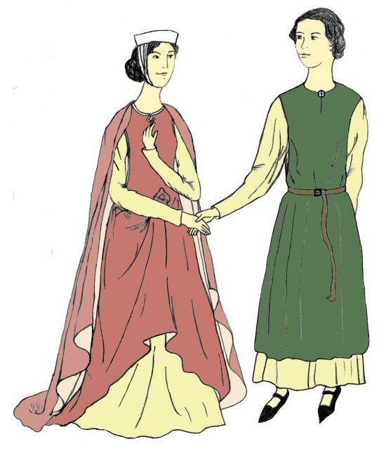 53 Best Images About Medieval Dress On Pinterest: 53 Best SCA Clothing Images On Pinterest