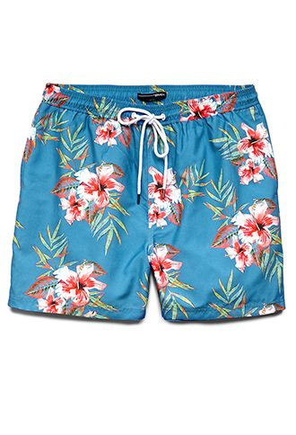 Aloha Swim Trunks