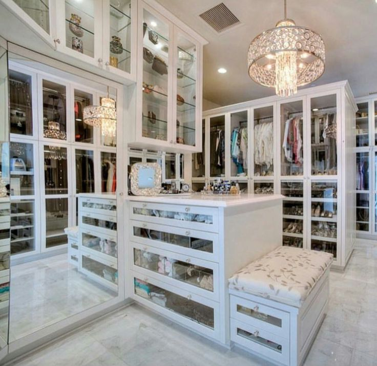 1044 Best Images About Closet Envy On Pinterest Walk In