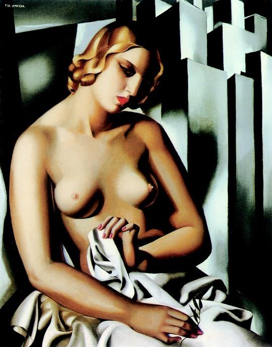 Tamara de Lempicka, the queen of Art Deco in Rome