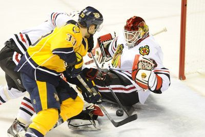 Predators vs. Blackhawks Game 3: Time, TV schedule and how to watch NHL playoffs online
