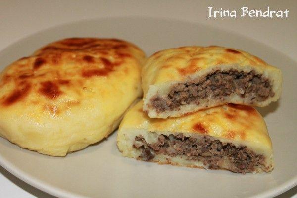 Картофельные зразы с печёночной начинкой. - Foodclub — кулинарные рецепты с пошаговыми фотографиями