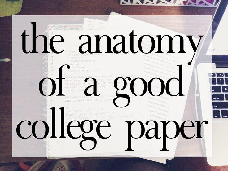 university student essay