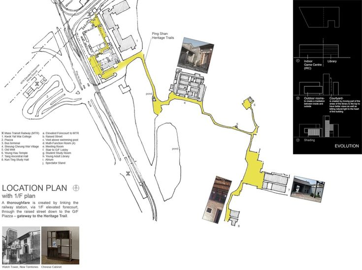 Gallery of Ping Shan Tin Shui Wai Leisure and Cultural Building / ArchSD - 14