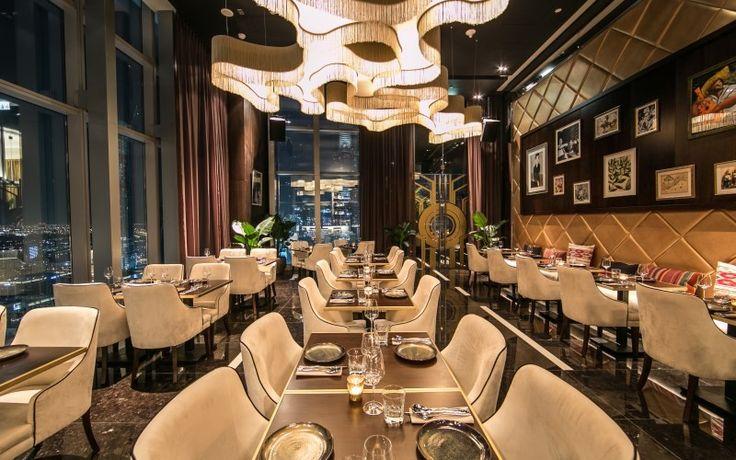 Dubai nyaralás - legjobb éttermek