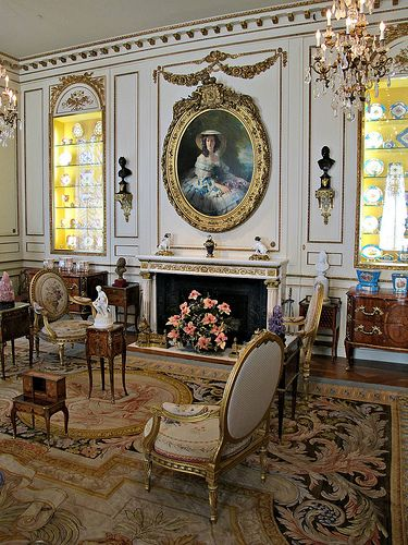 French Drawing Room Hillwood Estate Museum My Favorite Kelley Photographs
