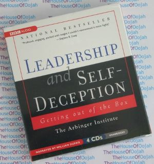 leadership and self deception book report I'm happy to report i stuck lds leadership and self-deception by i'll be discussing some of the principles in the book as it relates to lds leadership.