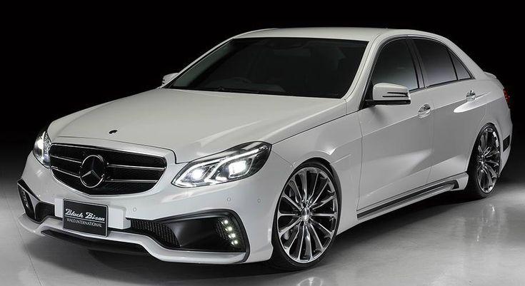 101 Modified Cars - Mercedes Benz E-Class W212