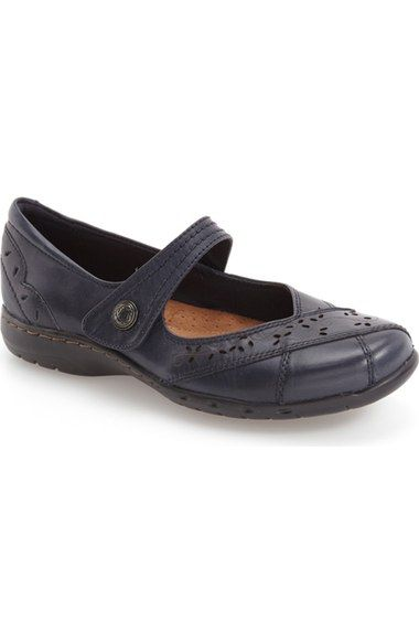 Rockport Cobb Hill 'Petra' Mary Jane Flat (Women) available at #Nordstrom