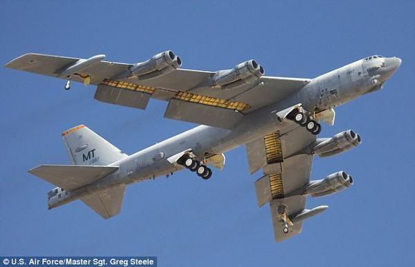 Cold War B-52 bomber restored to fly again - http://www.warhistoryonline.com/war-articles/cold-war-b-52-bomber-restored-to-fly-again.html