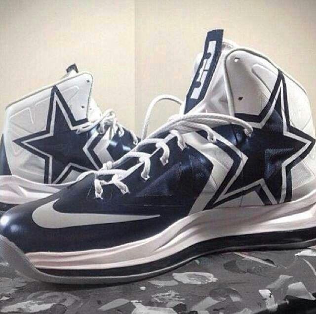 Dallas Cowboys Tennis Shoes Mens