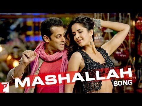 """Mashallah"" - Song - Ek Tha Tiger - Salman Khan 