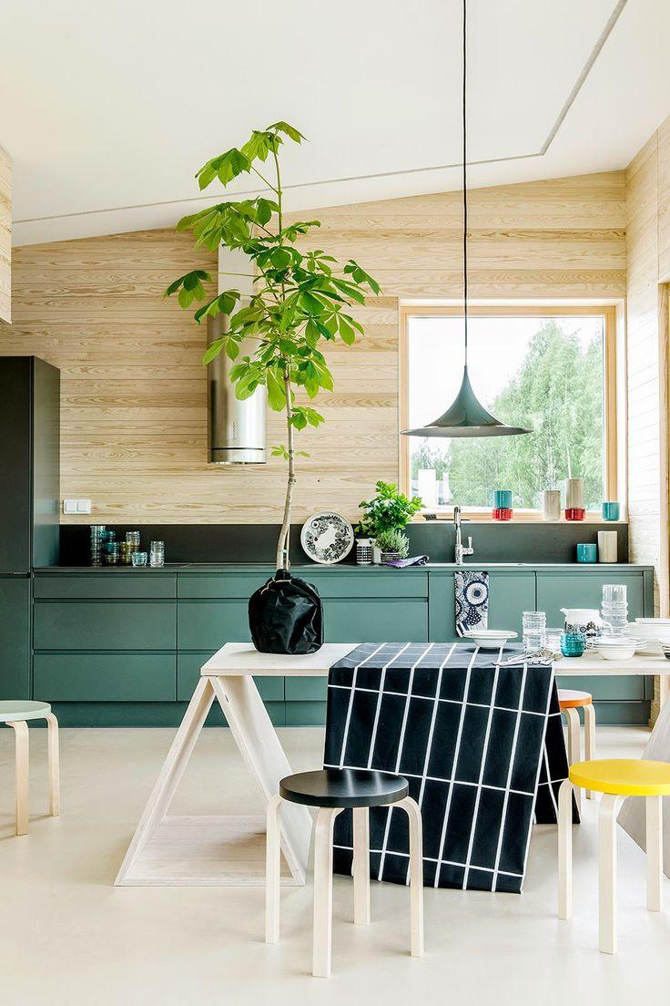我們看到了。我們是生活@家。: 芬蘭一年一度的Asuntomessut房屋博覽會,讓室內設計與建築技術的交流