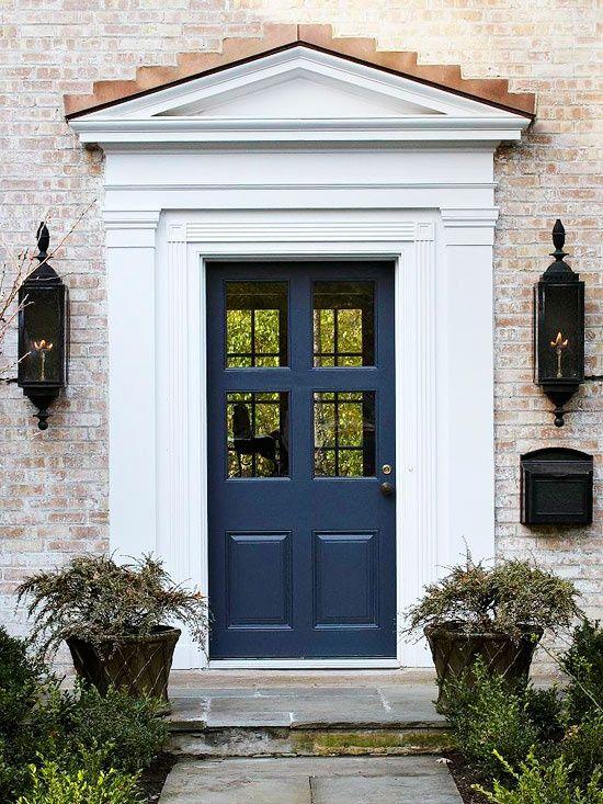 293 best exterior paint combo 39 s images on pinterest - Painting an exterior door ...