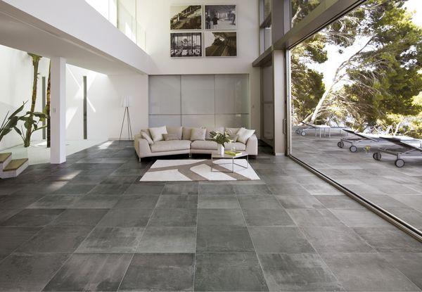Sichenia Gruppo Ceramiche | Resid Esterno Masqat grigio #indoor #outdoor #tiles…