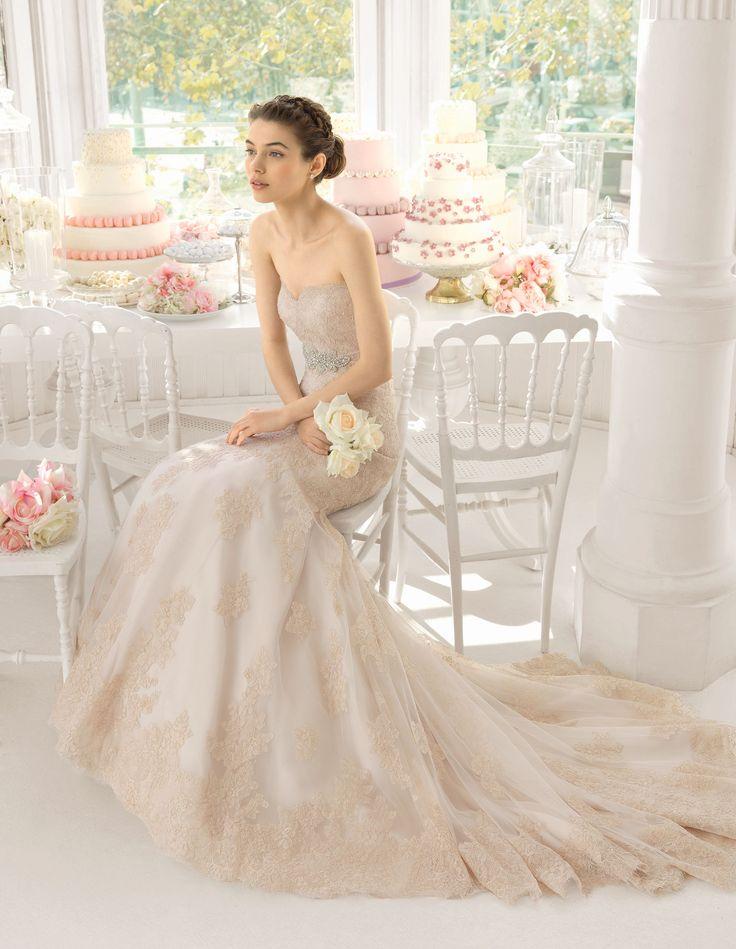 Esküvői ruha Amelie - Aire Barcelona 2015