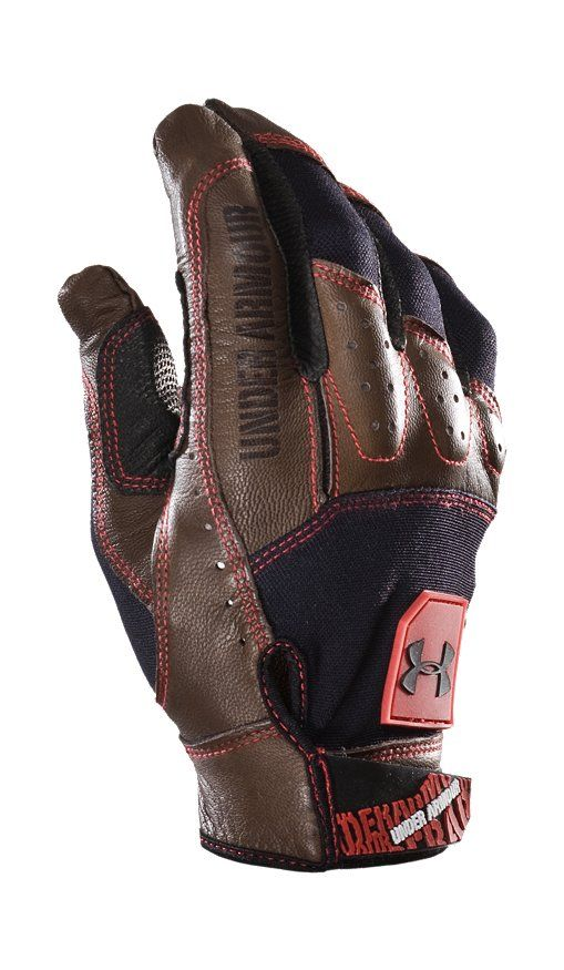 Under Armour Leather Impact Gloves