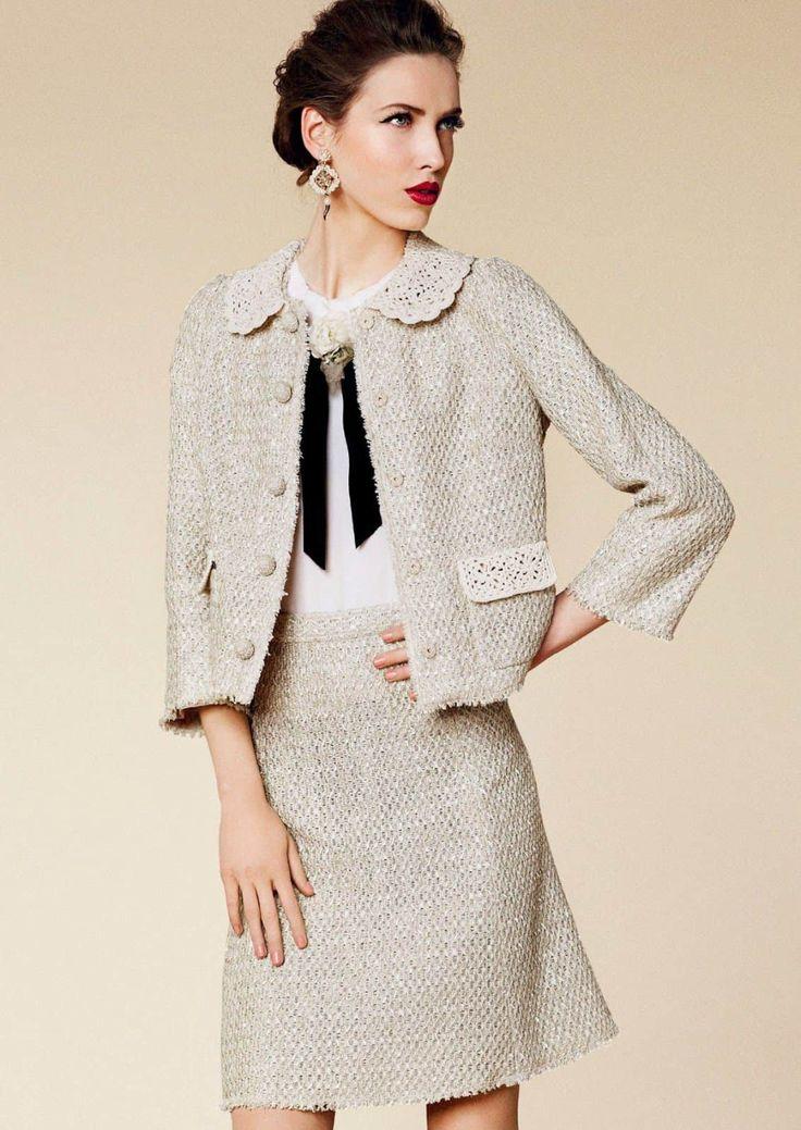 Английский стиль в одежде для женщин | Модные стили ...  Японский Стиль в Одежде