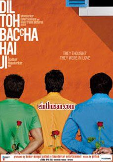 Dil Toh Baccha Hai Ji Hindi Movie Online - Ajay Devgn, Emraan Hashmi, Omi Vaidya and Tisca Chopra. Directed by Madhur Bhandarkar. Music by Pritam. 2011 ENGLISH SUBTITLE