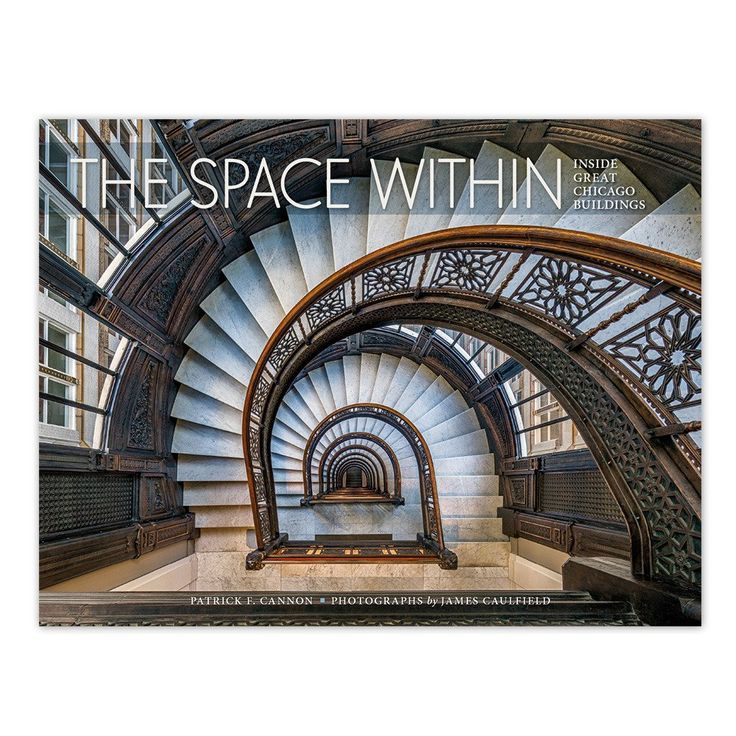 Winner of the 2016 Independent Publisher Book Award for Architecture, this book brings together the interiors of great Chicago buildings in 360 stunning photos.