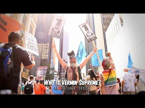 There's Finally a Documentary About Perpetual Presidential Candidate Vermin Supreme   VICE   United States