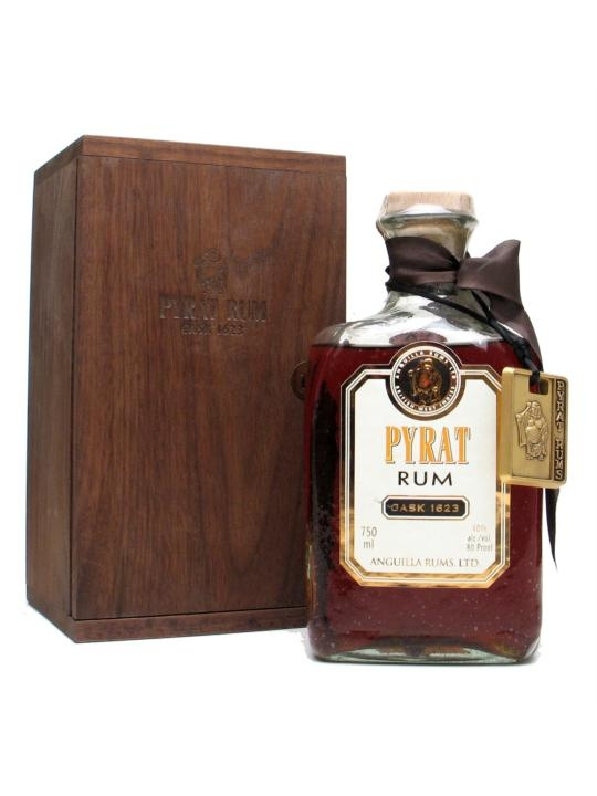 PYRAT Rum Cask 1623, i need to try this