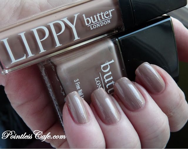 butter LONDON Trout Pout, Yummy Mummy and Teddy Girl with LIPPYS! | Pointless Cafe