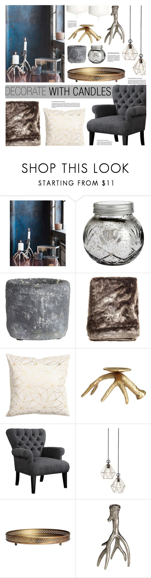 Home decor collage from january 2017 featuring currey company -  Untitled 362 By Zitanagy On Polyvore Featuring Interior Interiors Interior Design