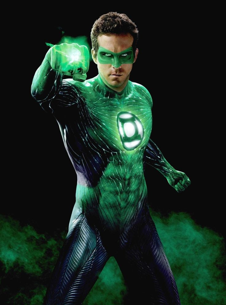 RYAN REYNOLDS - GREEN LANTERN