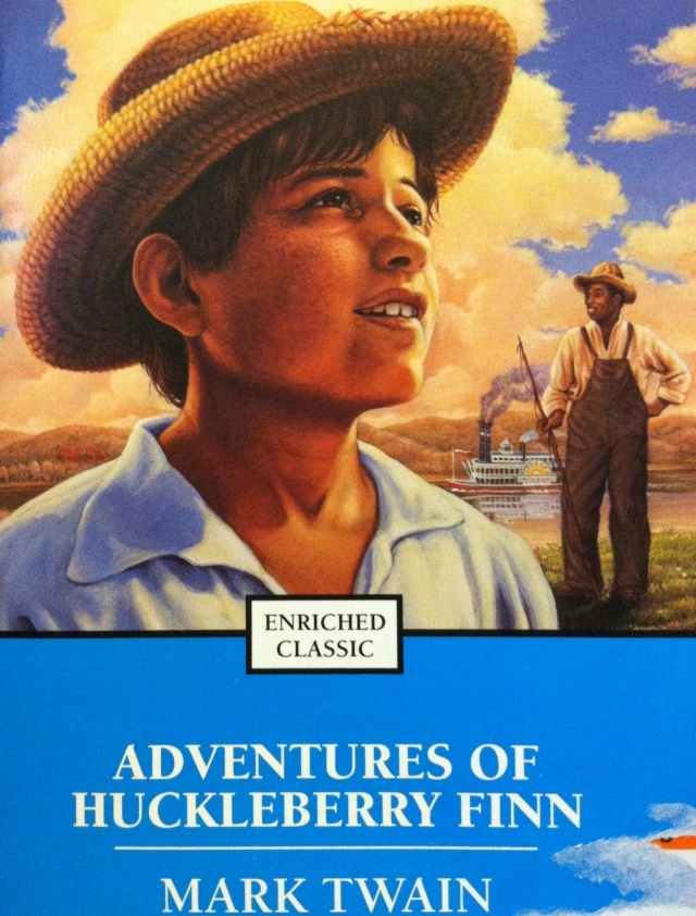 characterization in the adventures of huckleberry finn by mark twain The adventures of huckleberry finn by mark twain would suppose that all these characters were trying to talk alike and huckleberry finn.