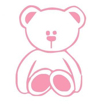 Urso Ted Rosa