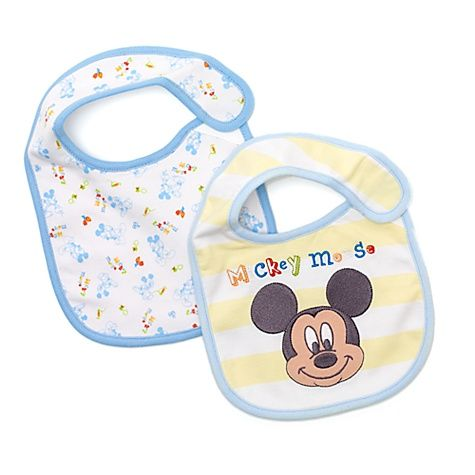 Mickey Mouse Bibs